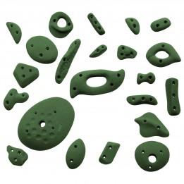 Produktabbildung: KMZ Holds - Spax 1 - 22er Spax-Set - Grün