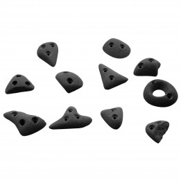 Produktabbildung: KMZ Holds - Spax 2 - 11er Spax-Set - Grau