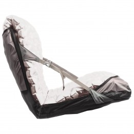 Sea to Summit - Air Chair - Matelas de camping taille Large, noir/gris