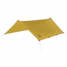 MSR - Thru-Hiker Wing v2 - Tarp size 289 x 244 cm, orange
