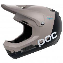 POC - Coron Air SPIN - Casco integral size XS/S - 51-54 cm, gris/negro