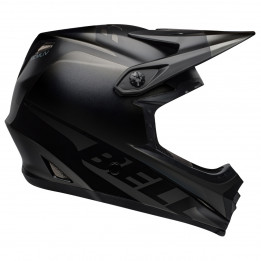 Bell - Full-9 Fusion MIPS - Casco integral size 51-55 cm - XS, negro/gris
