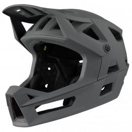 iXS - Trigger FF MIPS Helmet - Casco integral size XS/S, negro/gris