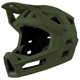 iXS - Trigger FF MIPS Helmet - Casco integral size S/M;XS/S, oliva/negro;negro/gris