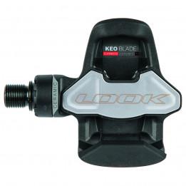 LOOK - Keo Blade Carbon Ti Ceramique - Pedales automáticos negro/gris
