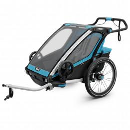 Thule - Chariot Sport 2 - Remolques para niños gris/negro