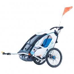 Leggero - Enso Sail Family - Remolques para niños size One Size
