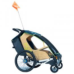 Leggero - Enso Surf Family - Remolques para niños size One Size