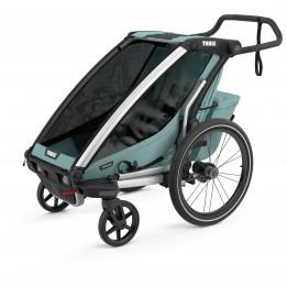 ComprarThule - Chariot Cross 1 - Remolques para niños negro/gris