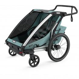 ComprarThule - Chariot Cross 2 - Remolques para niños negro/gris
