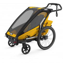 Thule - Chariot Sport 1 - Remolques para niños negro/gris