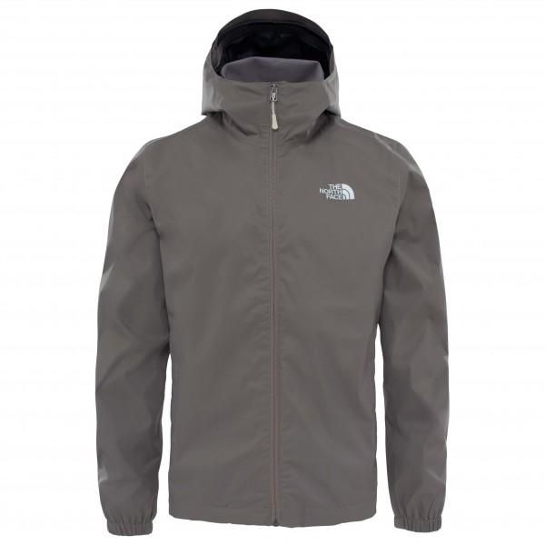 The North Face - Quest Jacket - Hardshelljacke Gr XXL grau/schwarz