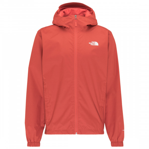 The North Face - Quest Jacket - Veste hardshell taille L, rouge