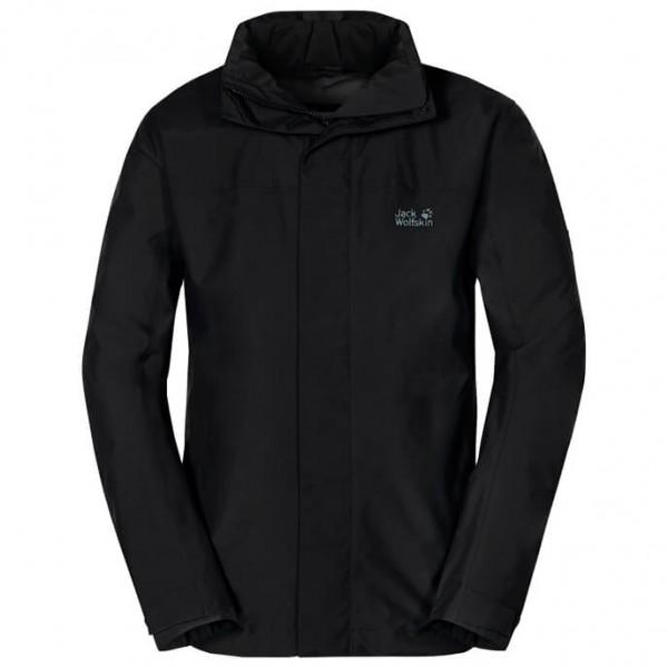 Jack Wolfskin - Highland Jacket Hardshelljacke Gr M;XL;XXL schwarz