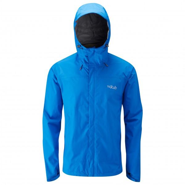 Rab - Downpour Jacket Hardshelljacke Gr M;S blau