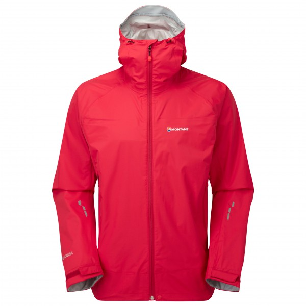 Montane - Atomic Jacket Hardshelljacke Gr XL rot/rosa
