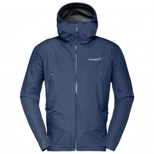 Norrøna - Falketind Gore-Tex Jacket - Regenjacke Gr S blau 1804-17 2295 S