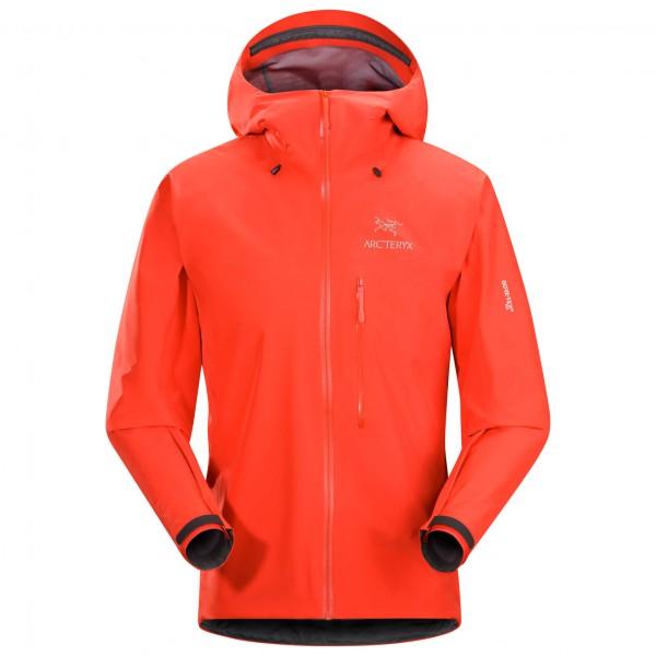 Arc´teryx - Alpha FL Jacket Hardshelljacke Gr XL rot