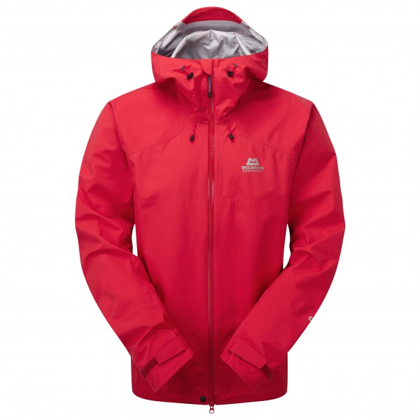 Mountain Equipment - Odyssey Jacket - Hardshelljacke Gr M rosa/rot