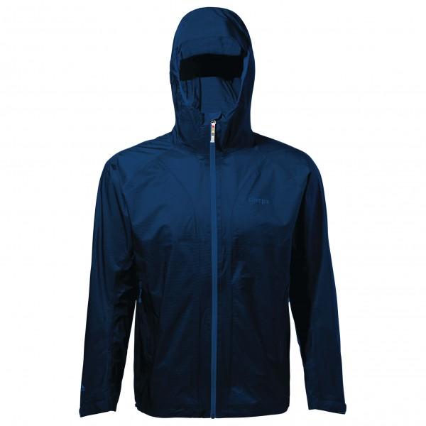 Sherpa - Asaar Jacket Hardshelljacke Gr S schwarz/blau - broschei
