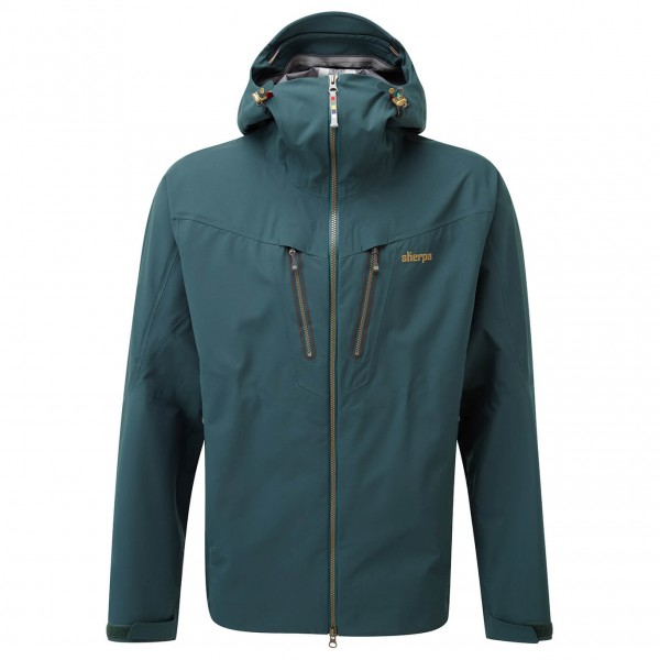 Sherpa - Lithang Jacket Hardshelljacke Gr L;S;XL;XXL schwarz/türkis;blau/schwarz;rot;schwarz