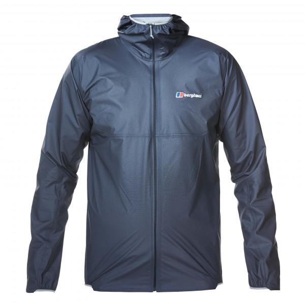 Berghaus - Hyper 100 Shell Jacket - Regenjacke Gr M;S rot;blau/schwarz 4-22015
