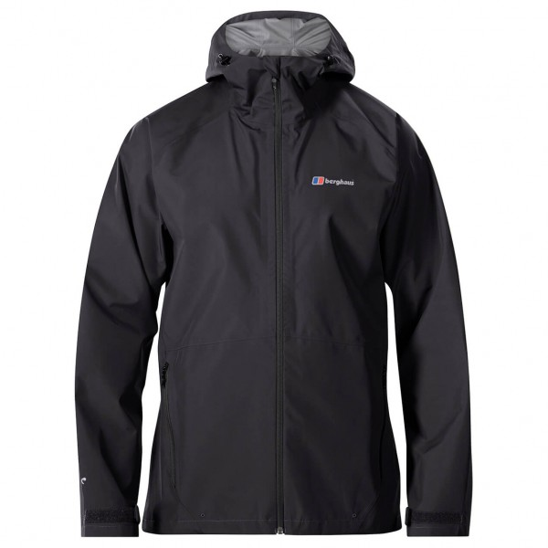 Berghaus - Paclite 2.0 Shell Jkt - Waterproof Jacket Size S  Black