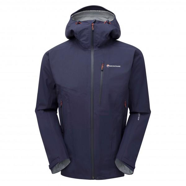 Montane - Ultra Tour Jacket - Hardshelljacke Gr XXL schwarz/blau