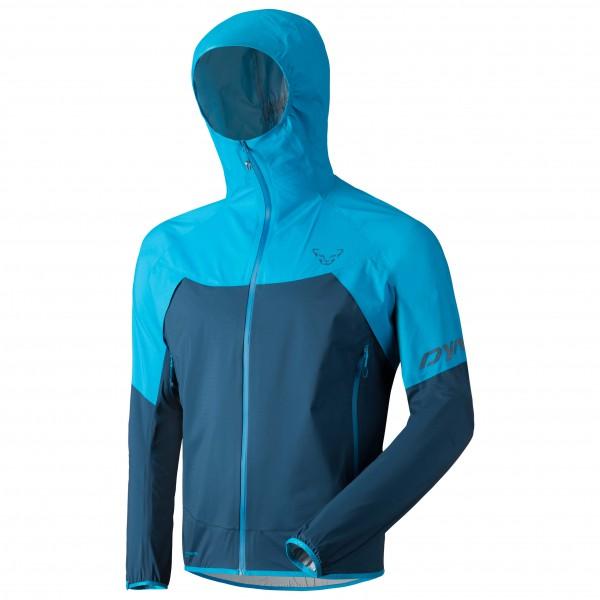 Dynafit - Transalper Light 3L Jacket - Hardshelljacke Gr XL blau/türkis Preisvergleich
