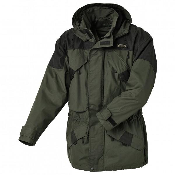 Pinewood - Lappland Extrem Jacke - Regenjacke Gr 3XL;4XL;L;M;XL;XXL schwarz;schwarz/oliv 9093
