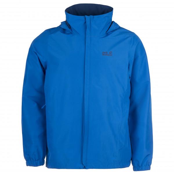 Jack Wolfskin - Stormy Point Jacket - Regenjacke Gr 3XL;L;M;S;XL;XXL schwarz;blau;rot Preisvergleich