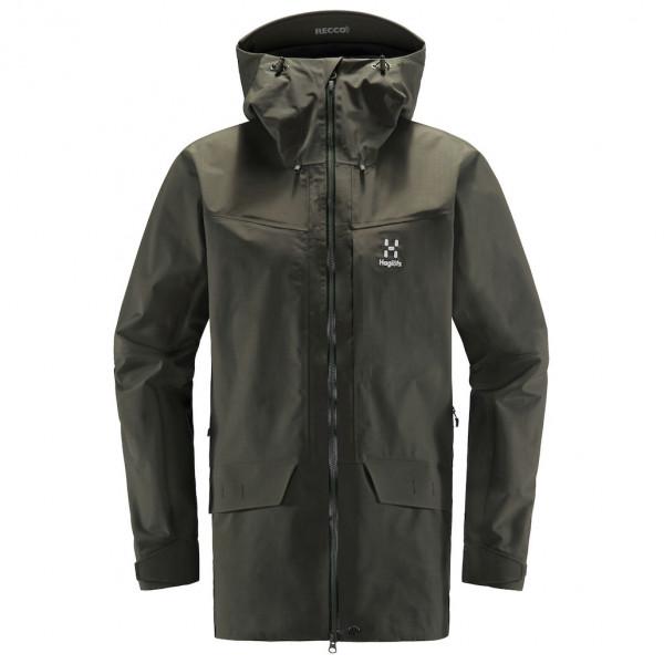 #Haglöfs – Grym Evo Jacket – Regenjacke Gr S schwarz#