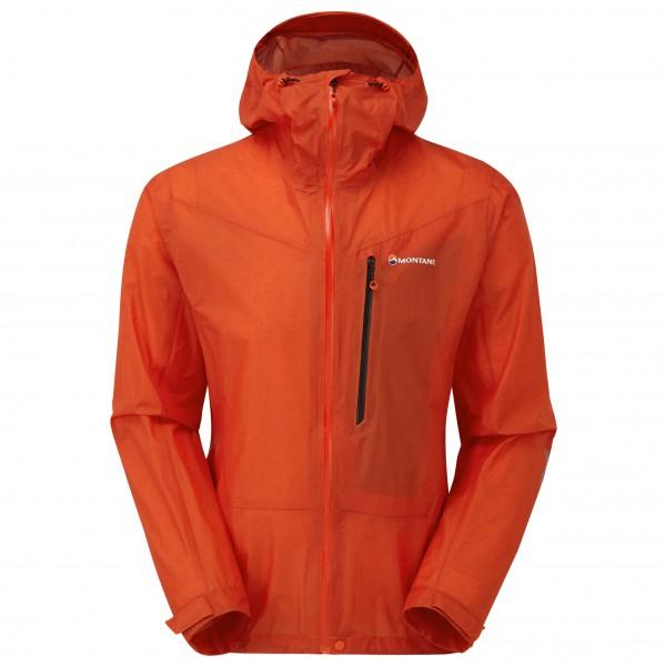 Montane - Minimus Jacket - Regenjacke Gr XXL rot MMINJFIRZ07Z