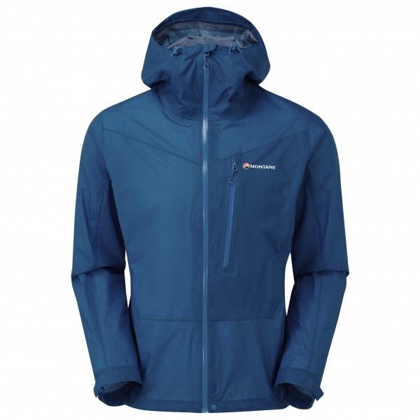 Montane - Minimus Jacket - Regenjacke Gr L;M;S;XL;XXL schwarz;blau MMINJ