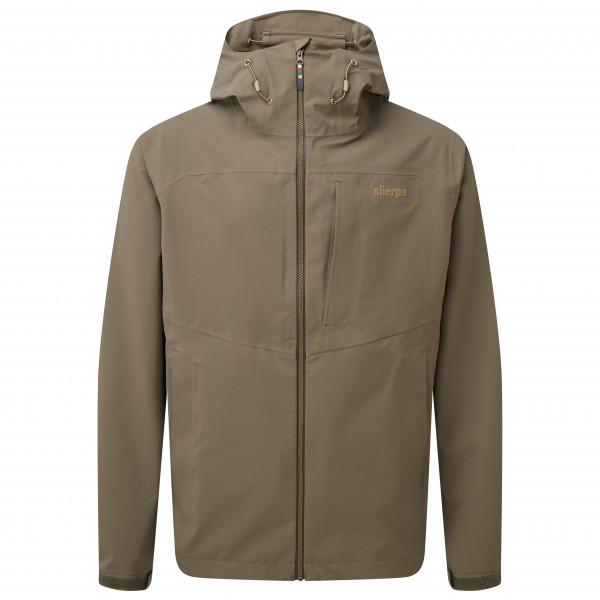 Sherpa - Pumori Jacket - Regenjacke Gr L oliv/grau SM2117