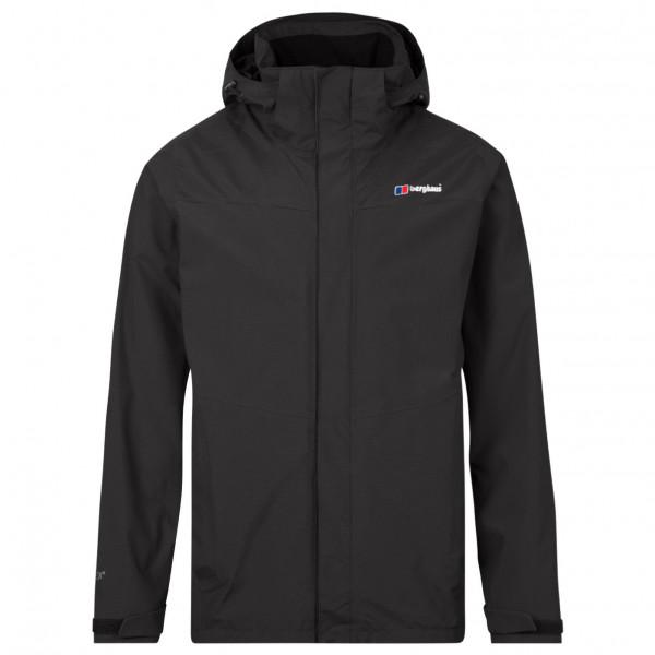 Berghaus - Hillwalker Interactive Shell Jacket - Waterproof Jacket Size S  Black