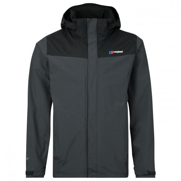 Berghaus - Hillwalker Interactive Shell Jacket - Waterproof Jacket Size M  Black