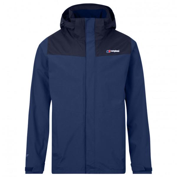 Berghaus - Hillwalker Interactive Shell Jacket - Waterproof Jacket Size S  Blue/black