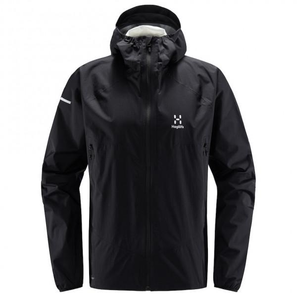 #Haglöfs – L.I.M Proof Multi Jacket – Regenjacke Gr XL schwarz#