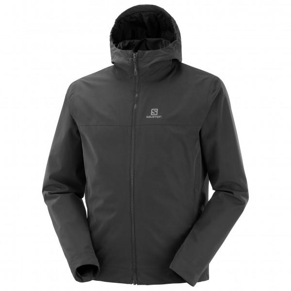 Salomon - Explore WP Jacket - Regenjacke Gr L schwarz LC1267600