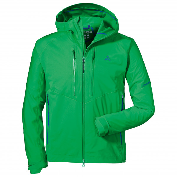 #Schöffel – 3L Jacket Charleroi – Regenjacke Gr 56 grün#
