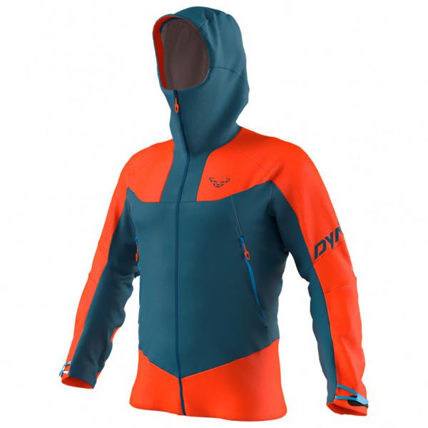 Dynafit - Radical 2 GTX Jacket - Regenjacke Gr M blau/rot 08-00000713564491