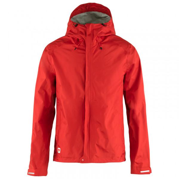 Fjllrven - High Coast Hydratic Jacket - Waterproof Jacket Size M  Red
