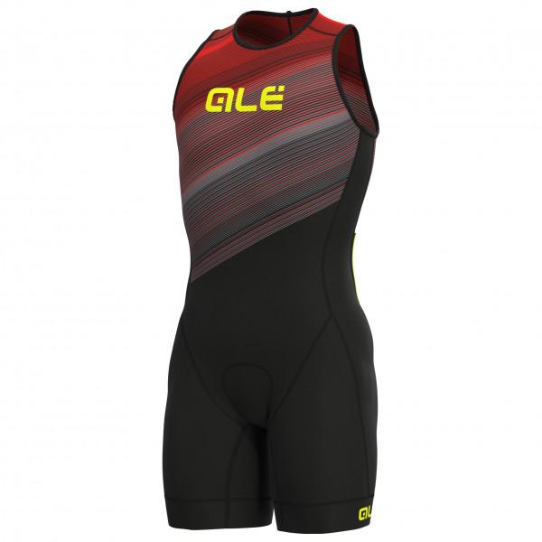 Al - Kaula Olympic Tri - Cycling Skinsuit Size M  Black