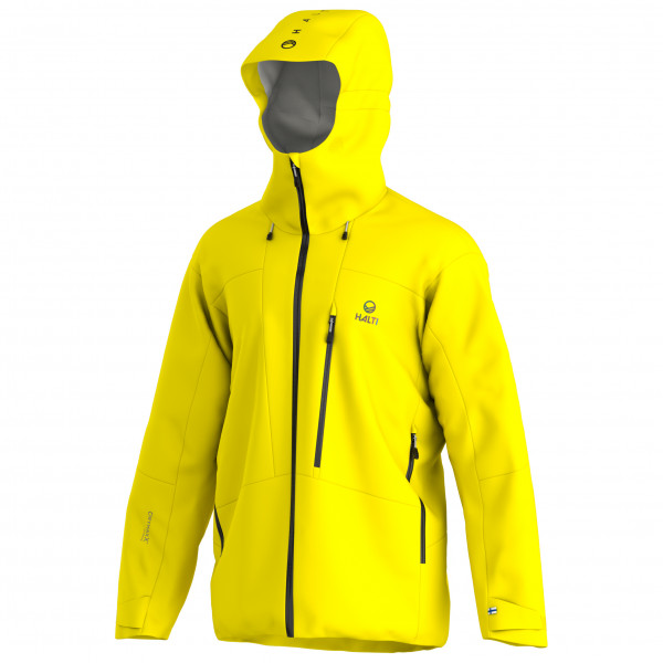Halti - Hetta DX Jacket - Regenjacke Gr M gelb 064-0371T42