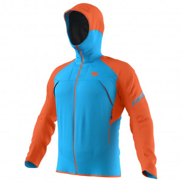 Dynafit - Transalper GTX Jacket - Regenjacke Gr L blau/rot 714448882870
