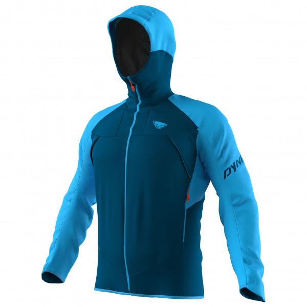 Dynafit - Transalper GTX Jacket - Regenjacke Gr L;M;S;XL;XXL blau/rot;blau 71444