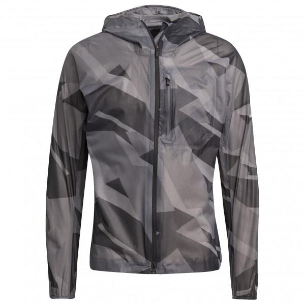 Aclima - De Marius T-shirt - Sport Shirt Size L  Grey/black
