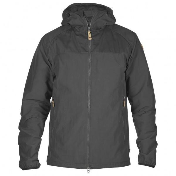 Fjällräven - Abisko Hybrid Jacket Freizeitjacke Gr S braun/grau Sale Angebote Cottbus