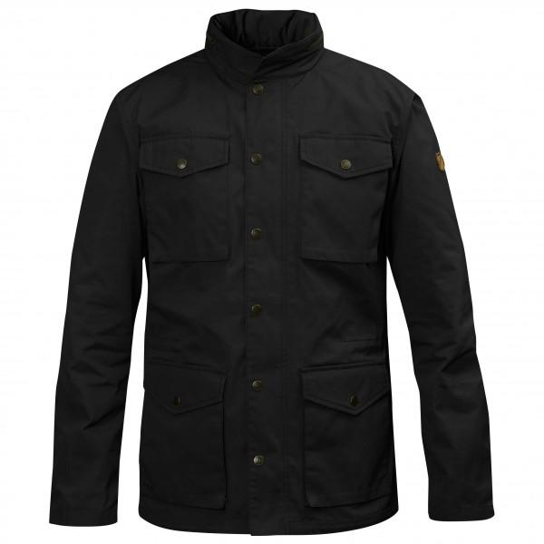 Fjällräven - Räven Jacket - Freizeitjacke Gr S schwarz 82422-550